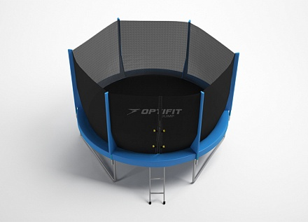 Батут OPTIFIT JUMP 6FT синий
