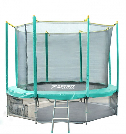 Батуты Optifit Like Green 16Ft